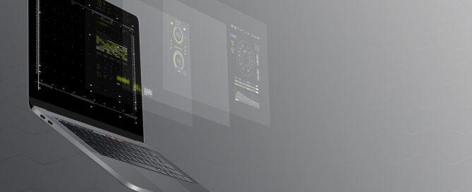 laptop, información